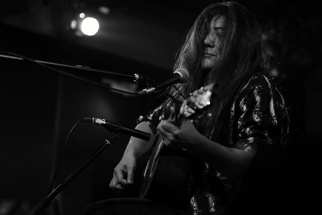 大井貴之 Takayuki O.E. live at 獅子王, Tokyo, 05 Jan 2015. 061