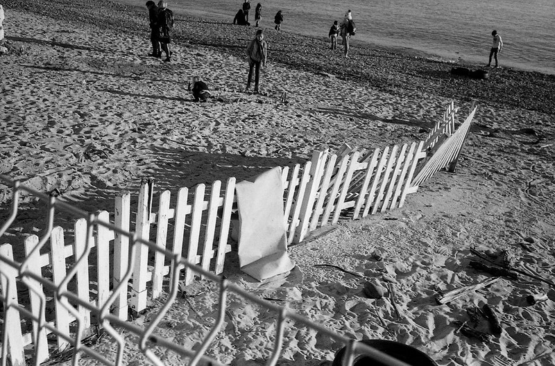 The fence - Saint Laurent du Var - France