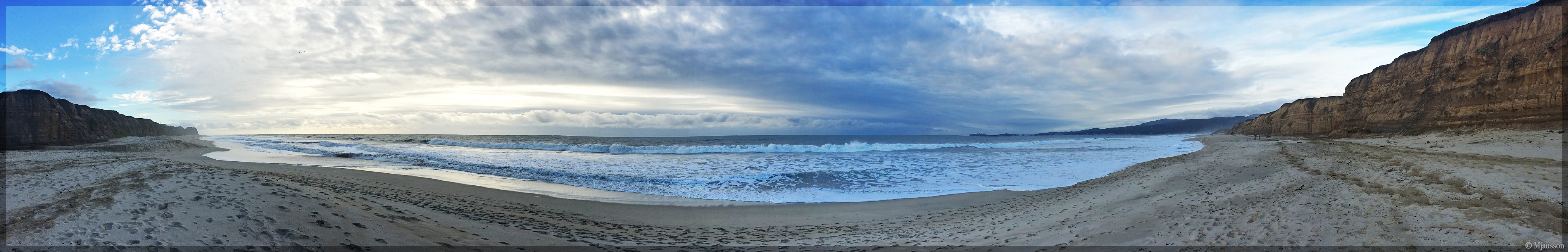 Half Moon Bay Panorama 2