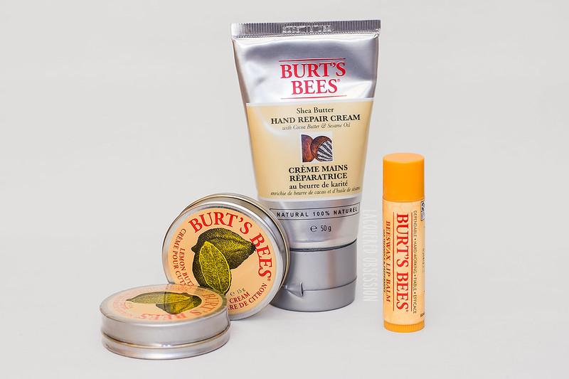 Balíček od Burt's Bees / A kit from Burt's Bees
