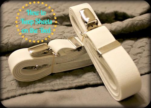 sheet suspenders