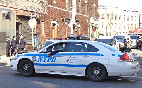 New York City PD, New York