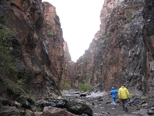 Closed Canyon Hike