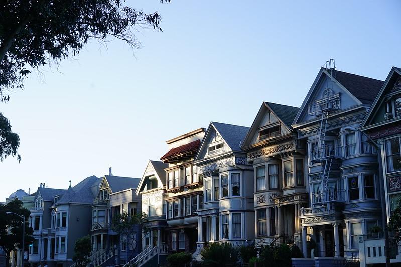 Viktorianische Häuschen