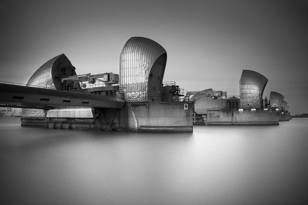 Thames Barrier study