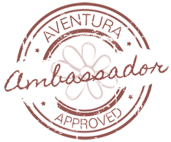Aventura Ambassador Approved Button