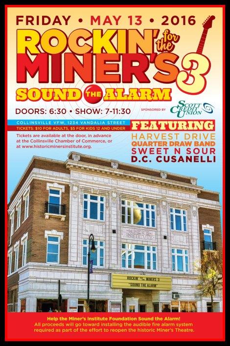 Miner's 5-13-16
