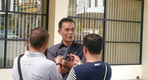 Pimpinan Bawaslu Lampung Nazarudin