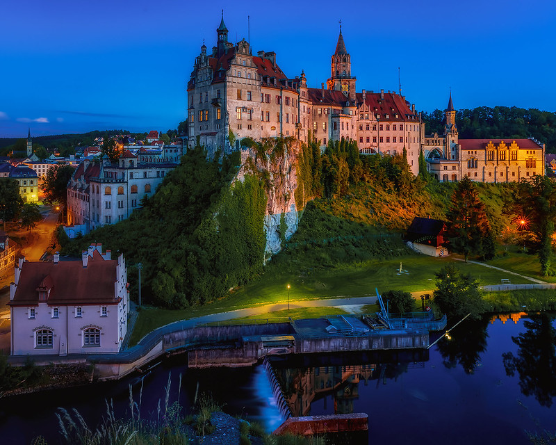 Hohenzollern Castle Sigmaringen