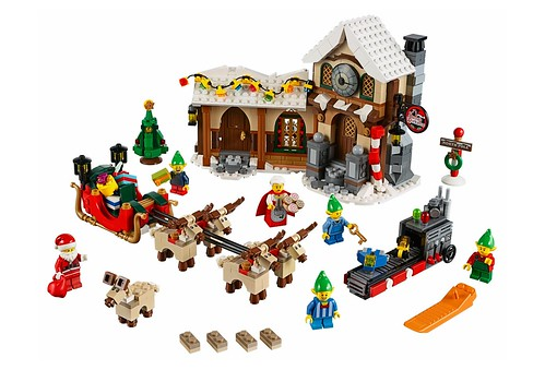 LEGO 10245 Santa's Workshop 00