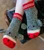 #SockMonkey House Socks