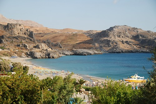 A Cretan Odyssey - Where Beautiful Beaches Come Out of the Blue!