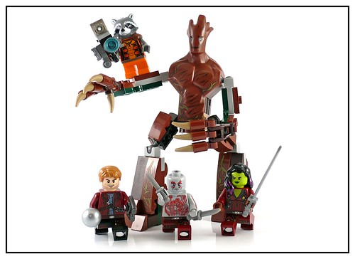 Guardians of the Galaxy 76019 76020 76021 figs10