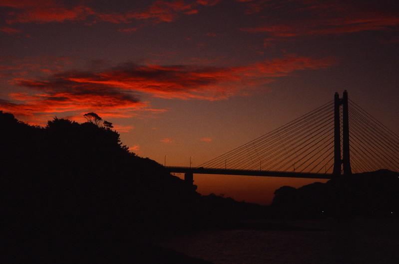 twilight with