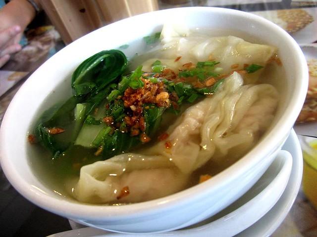 Noodle House wanton soup