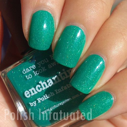 Picture Polish Enchanting_collaboration with Polish Infatuated