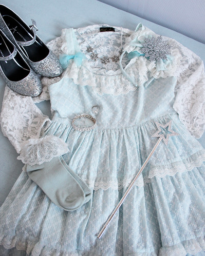 Snow Queen Outfit