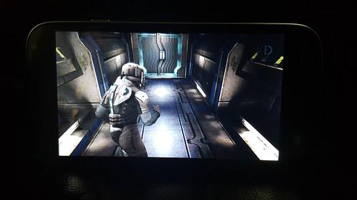 เกม Dead Space บน Cherry Mobile Hero