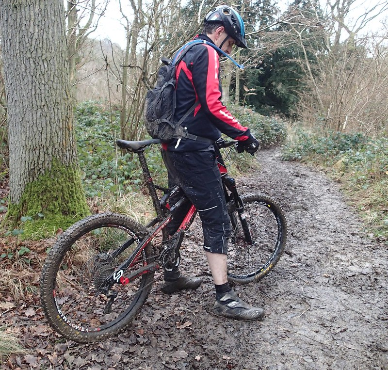 New Years Day Malverns Ride