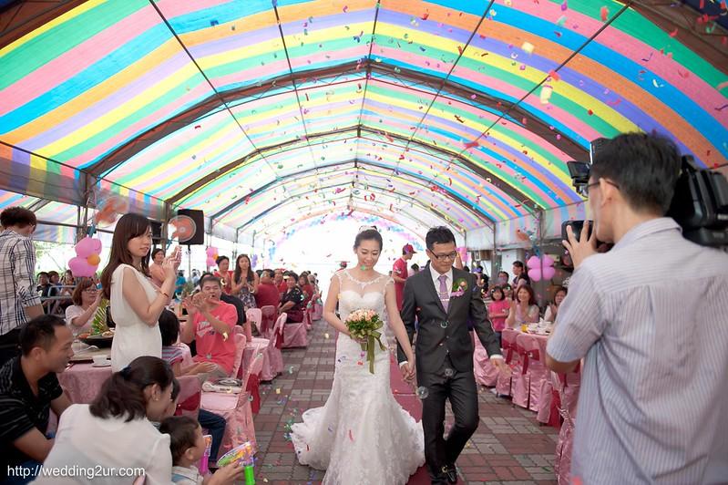 [婚禮攝影] @雲林自宅流水席_096家昇佩如