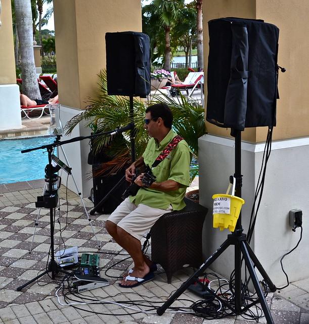 PGA National Resort and Spa - live music