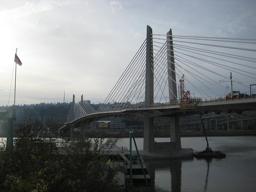 The new trolley bridge, #2