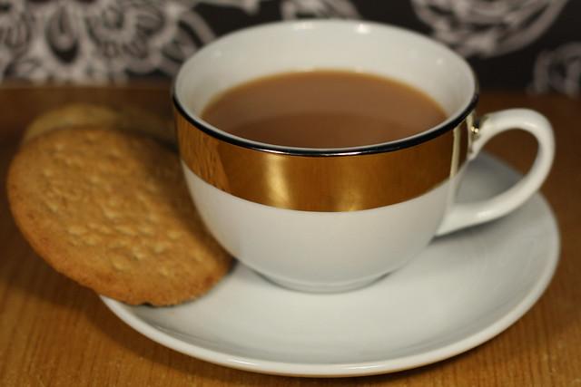 Starts with Tea
