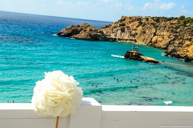 Cotton Beach Club, Ibiza wedding venue