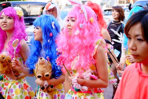 Kawasaki Halloween parade 2014 189