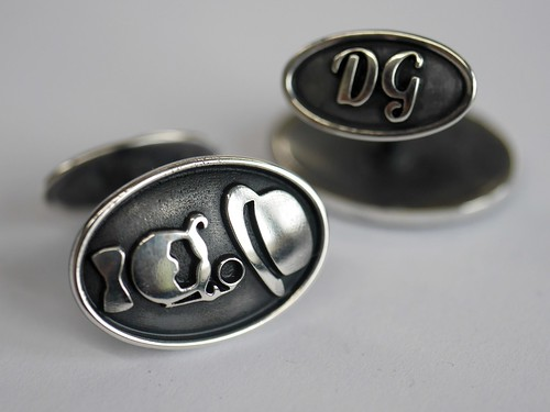 Dapper Gent Cufflinks - 1
