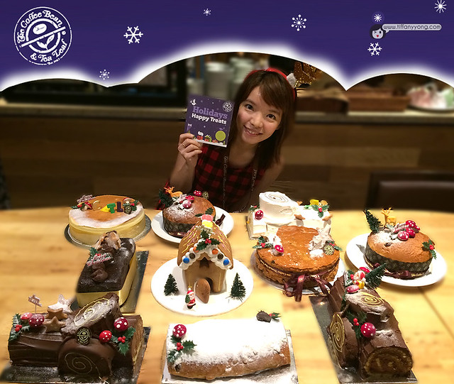 Christmas Dining_CBTL Cakes
