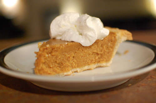 Frisch's Big Boy Pumpkin Pie