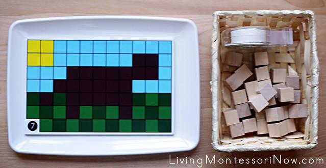 Block Pattern Activities