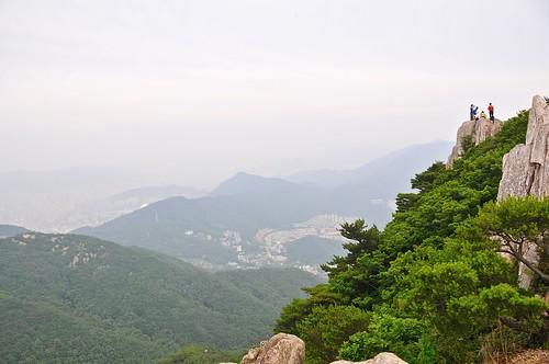korea busan geumjeongsanmountain