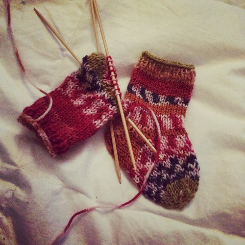 Little socks for a special child:) Piccoli calzini per un bambino speciale:)