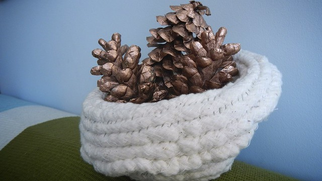 Slouchy Bowl 8