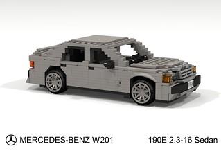 Mercedes-Benz W201 190E 2.3-16