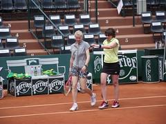 Roland Garros 2014 - Jana Novotna & Natasha Zvereva