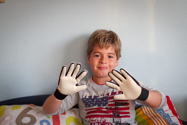 Mateo guantes