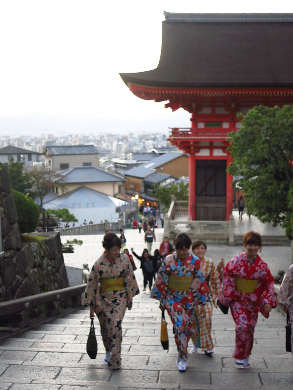 Kyoto 2014: Kiyomizudera