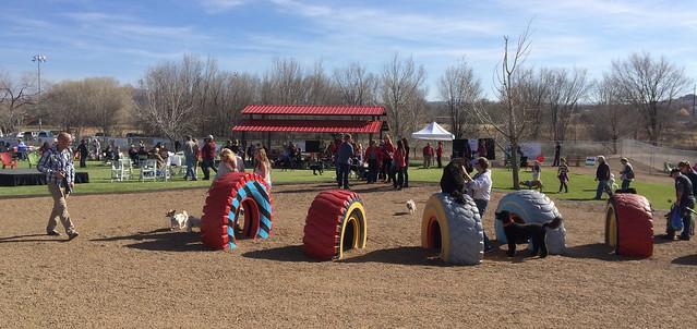 New Prescott Dog Park