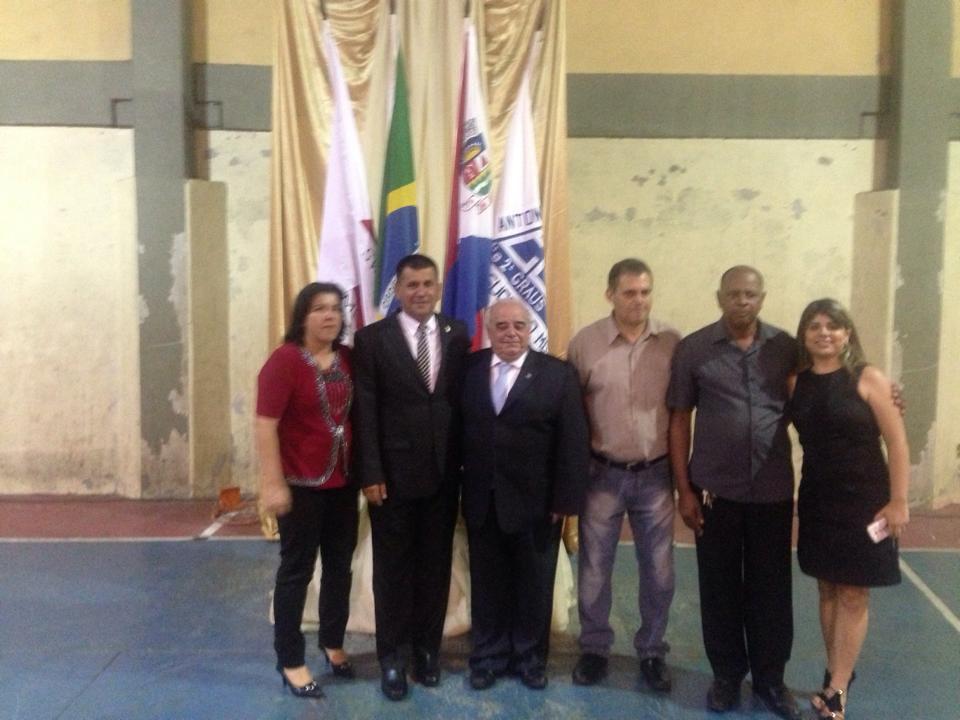 solenidade de colação de grau da EE. Antônio Carlos em Bom Sucesso4