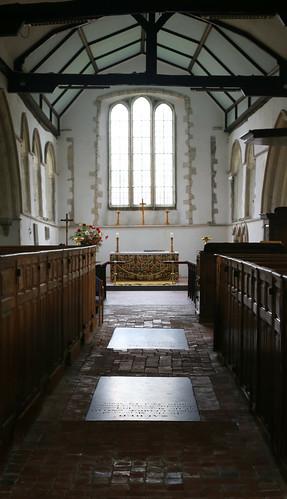 St Augustine, Brookland, Kent