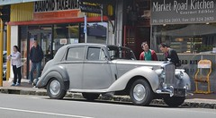 automobile, vehicle, rolls-royce silver dawn, antique car, sedan, classic car, vintage car, land vehicle, luxury vehicle, motor vehicle, classic,