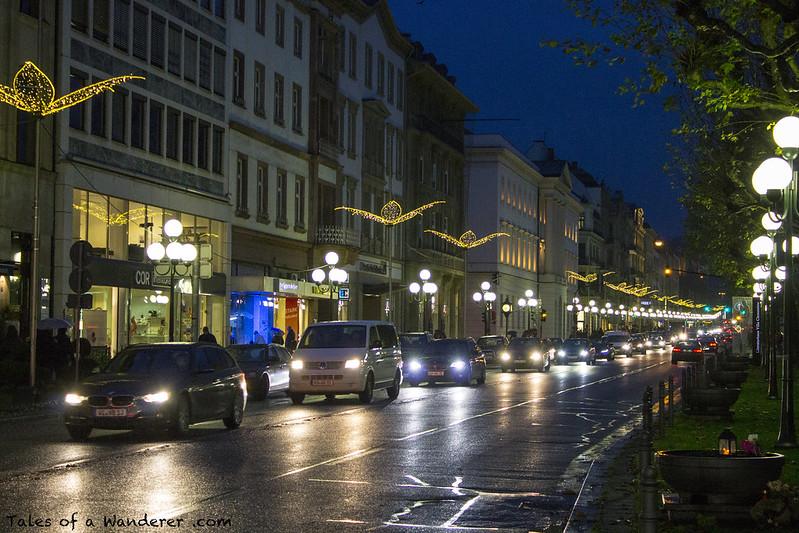 WIESBADEN - Wilhelmstraße