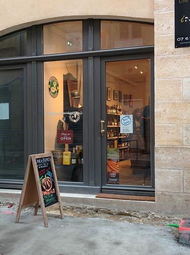 craft beer shop!