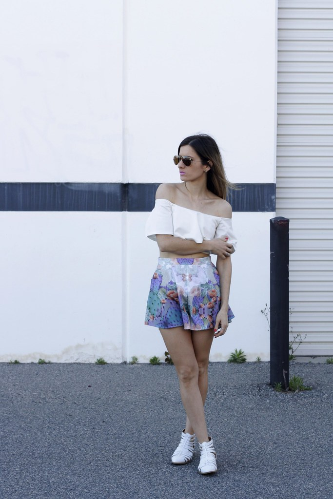 fashion blog outfit post featuring Birds On A Wire Fashion