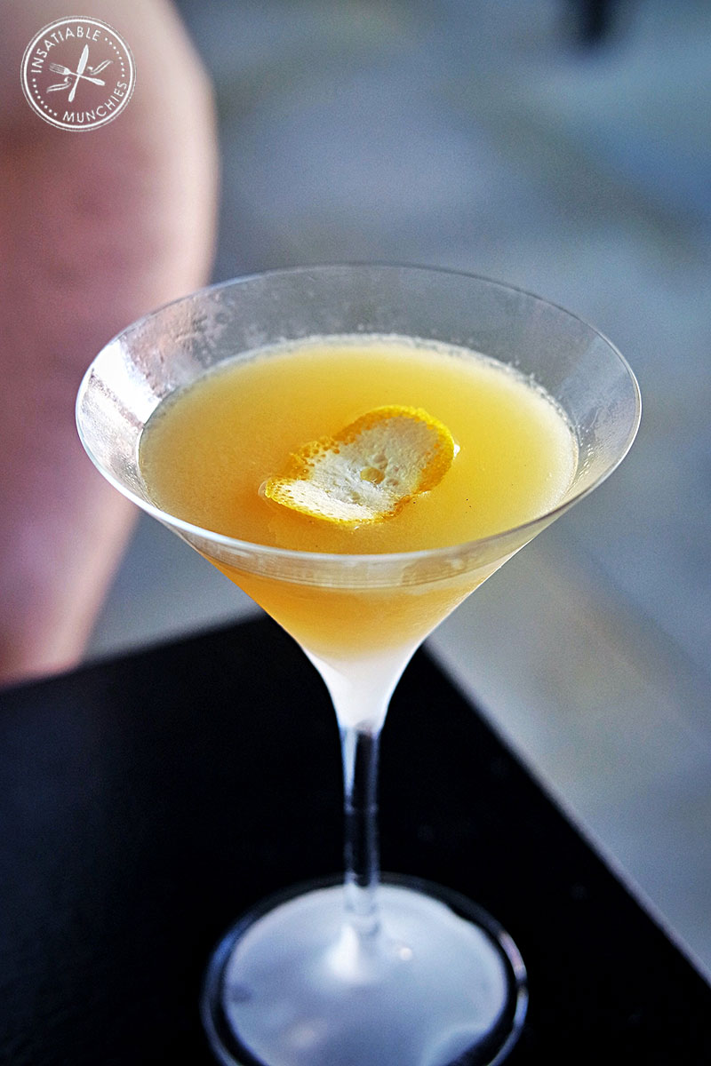 cocktail from dragoncello