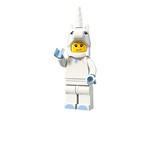 LEGO Collectable Minifigures Series 13 Unicorn Girl