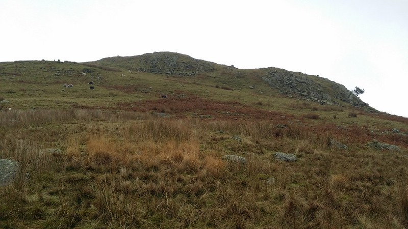 The upper part of Troutbeck Tongue #sh